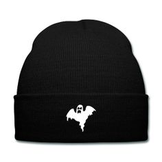 Ghost Beanie - Available Here: http://sondersky.spreadshirt.com.au/ghost-A18447166