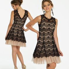 Lace party dress! #c