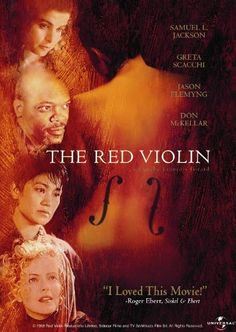 A perfect red-colored violin inspires passion, making its way through three centuries over several owners and countries, eventually ending up at an auction where it may find a new owner.