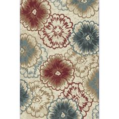 """Dynamic Rugs Melody Area Rug Rug Size: 3'11"""" x 5'3"""""""