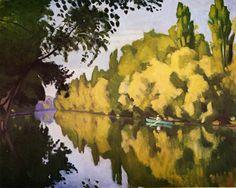 Albert Marquet - Vue d'une rivière