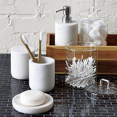 Beautiful Bathroom Ornaments 13 ideas for creating a more manly, masculine bathroom // matte