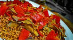 Cuscús tostado con Verduras =)