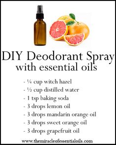 Essential oils are perfect ingredients to add to a natural deodorant: they fight bacteria, mask bad odor and smell fantastic too! Learn how to make your own