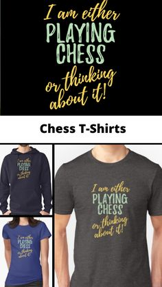 649e789b34 Chess T Shirts. A perfect chess shirt for anyone looking for a unique gift  for