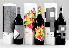 Awesome Wine #packaging