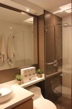 Baño de Habitaciones  Baños de estilo por Home Reface - Diseño Interior  CDMX  DecoraciondeCuartos 8a2e0a760845