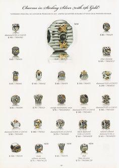 Pandora Jewelry Box, Pandora Gold, Pandora Bracelet Charms, Charm Bracelets, Pandora Catalogue, Jewellery Sketches, Moonstone Necklace, Bracelet Designs, Charmed