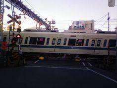 @kenzo_at_yellow あれ、急ブレーキだったのかい #シモチカ on Twitpic