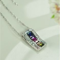 Colorful Gemstone Inlaid 925 Sterling Silver Necklace For Women #jewelry #fashionjewelrystores #jewelryfashion #fashionjewelrywebsites #discountfashionjewelry #fashioncostumejewelry #goldfashionjewelry #fashionjewelrystore #fashionjewelryaccessories #fashionjewelrysets #trendyfashionjewelry #newfashionjewelry #fashionjewelryearrings #fashionandjewelry #fashionjewelrymanufacturers #mensfashionjewelry #buyfashionjewelry #jewelryinfashion #highfashionjewelry #costumefashionjewelry…