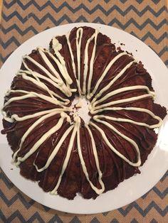 Triple Chocolate Mocha Cake