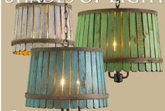 use pallet for outside lighting Visit,Like and Shop our Facebook page https://www.facebook.com/RusticFarmhouseDecor