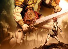 David vs Goliath : A Modern View | King David