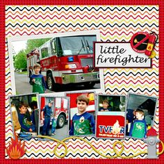 scrapbooking firefighter | Scrap Girls Digital Scrapbooking Newsletter: January 14, 2012