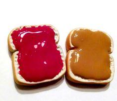 #pbj #peanutbutterjellytime #homedecor #fooddecor #guiltfreedecadence guiltfreedecadence.etsy.com