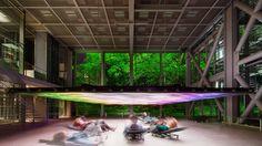 Musings on a Glass Box (Ballade pour une boîte de verre) Diller Scofidio + Renfro En collaboration avec David Lang et Jody Elff Du 25 octobre 2014 au 22 févr...
