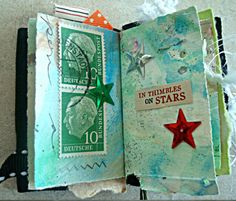Faerie Journals with Tute & a boatload of pics - PAPER CRAFTS, SCRAPBOOKING & ATCs (ARTIST TRADING CARDS)
