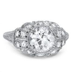 The Uzuri Ring #Vintage
