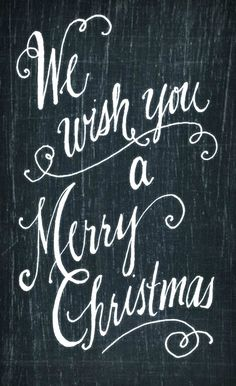 Merry Christmas Wishes : Illustration Description Lilac & Lavender: Messages of Christmas Cheer Christmas Chalkboard Art, Chalkboard Wall Art, Chalkboard Typography, Merry Christmas Calligraphy, Chalkboard Writing, Christmas Typography, Chalkboard Designs, Chalkboard Quotes, Chalkboard Ideas