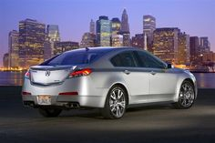 2009 Acura TL Image