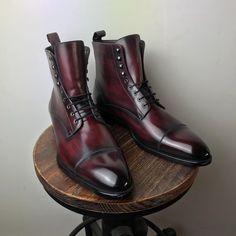 "Gefällt 768 Mal, 13 Kommentare - Andrés Sendra -shoemaker- (@andres_sendra_shoemaker) auf Instagram: ""12456 Cooper patina Rioja. Order yours at: www.andres-sendra.com #12456_cooper_patina"""