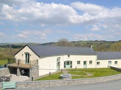 Felin Hedd, Tregaron, nr. Aberystwyth. Property Reference: ON3. Part of our Green, Luxury and Baby and Toddler collection, Felin Hedd offers a hot tub, pool table and comes fully decorated for a festive break! Sleeps 8 and 2 pets.