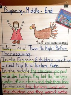 5 Tips for Teaching a Beginning/Middle/End Reading Lesson