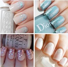 Glitter Galore #manicuremonday