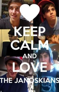 love the janoskians