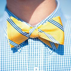 To High Seas  Talk about the perfect sailing knot: This cheery, not-for-landlubbers charmer.