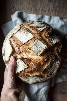 I'm not going to lie - my first sourdough bread was a brick. In was in 2011, when I started my sourdough bread baking journey. I got myself Chad Robertson's book Tartine Bread and a dutch oven in a hope to get that perfect crunchy crust and tender soft crumb. First, it took me a…