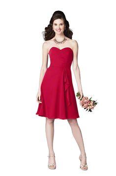 Alfred Angelo 7176 Bridesmaid Dress | Weddington Way $155