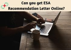 Yes and that too within minutes. All you have to do is look for a reputed online ESA letter provider and fill in a small application form. It is easy and quick. Then, a doctor will contact you via video call for your evaluation. If approved, you will receive the ESA recommendation letter via email within just a few minutes. Esa Letter, Emotional Support Animal, Mental Conditions, Application Form, Fill, Conditioner, Lettering, Canning, Easy