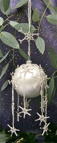 Gorgeous beadwork fr