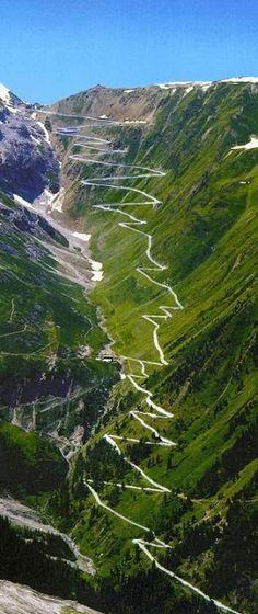 Passo dello Stelvio - Italy