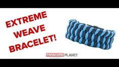 EXTREME WEAVE / TRILOBITE / LADDER RACK - ParacordPlanet.com