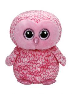 Pinky Owl 16 Inch Beanie Boo