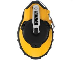 DeWalt DWHT47144 Chalk Reel Review Video: DeWalt's New Line of Chalk Reel Marking Products offer High Performance, Durability, and Ease of Use - See http://www.homeadditionplus.com/Tools/DeWalt_DWHT47144_Chalk_Reel_Review.htm