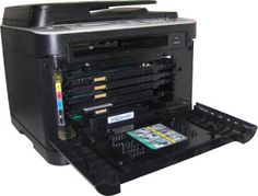 sPrint Central - A Mix of Printer News, Reviews, Articles and Offers: How to replace Samsung CLX-3185 Toner Cartridges