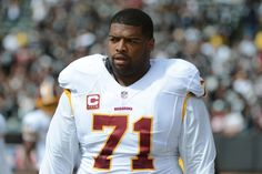 Don't offer Redskins tackle Trent Williams a pep talk