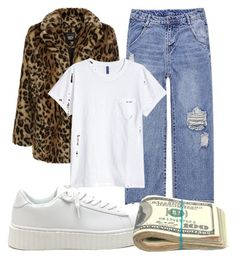 """""""something to consider"""" by adahitch ❤ liked on Polyvore featuring New Look and H&M"""