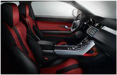 Range Rover -EVOQUE-