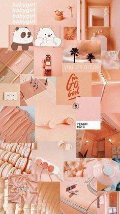 Ideas Aesthetic Wallpaper Pastel Peach For 2019 Tumblr Wallpaper, Peach Wallpaper, Iphone Wallpaper Tumblr Aesthetic, Pink Wallpaper Iphone, Iphone Background Wallpaper, Retro Wallpaper, Aesthetic Pastel Wallpaper, Trendy Wallpaper, Aesthetic Wallpapers