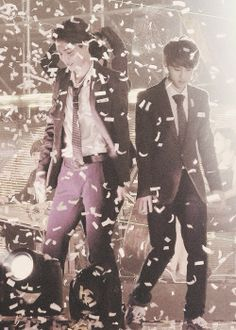 Beautiful picture of Kaisoo.....<3.<3
