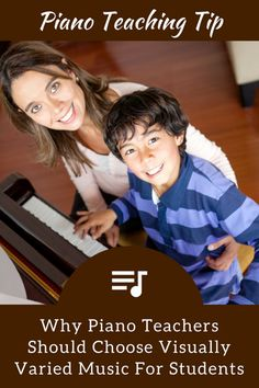 """""""That Looks Too Scary""""… The Importance of Visually Different Music for Piano Students 