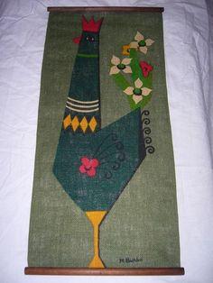 M BUHLER TUPP BONAD på Tradera.com - Textil - Påsksaker och påskpynt |