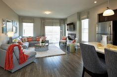 Amble Townhome Showhome - Gateway at Williamstown in Airdrie Alberta Townhouse, Design, Terraced House