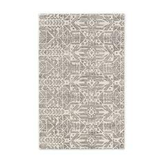 Hieroglyph Wool Rug | west elm