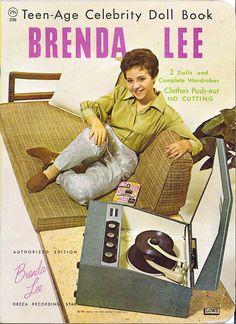 Brenda Lee.....late 50's