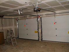 How To Repair A Garage Door - http://www.nauraroom.com/how-to-repair-a-garage-door.html